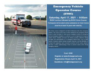 Connecticut Ambulance Emergency Vehicle Training